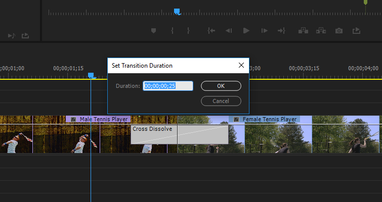 Take Control Of Your Transitions with The Effects Panel — Duration