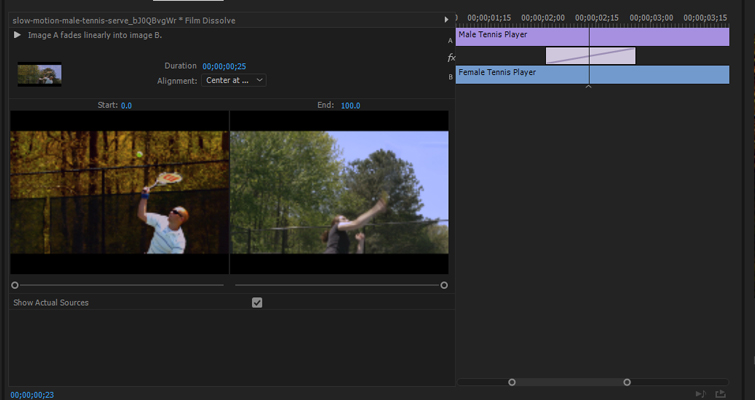 Take Control Of Your Transitions with The Effects Panel — Transition Effects Panel