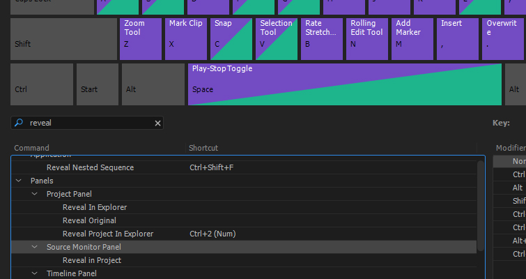 Why You Should Create These 5 Keyboard Shortcuts in Premiere Pro — Reveal in Explorer