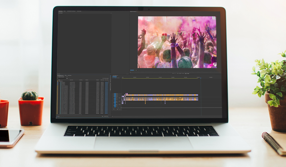 Quick Tip: Using Label Colors to Manage Premiere Pro Projects