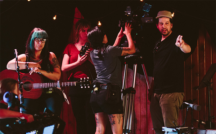 Filmmaking Tips: How To Record Live Music in Your Films — Camera and Sound