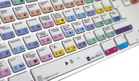 LogicKeyboard's New After Effects Keyboard