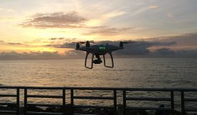 Future Tech: Peek Into The Future of Aerial Cinematography