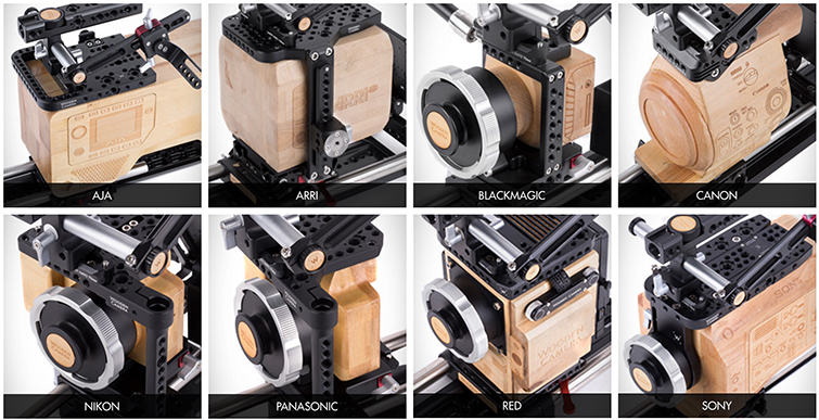 The Best Camera Cages to Maximize Your Rig — Wooden Camera