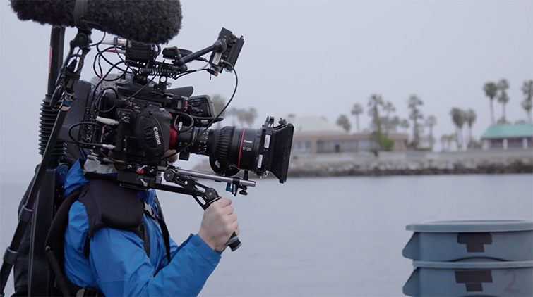 First Footage: This Short Film was Shot on the Canon C200 - C200 Shoulder Rig