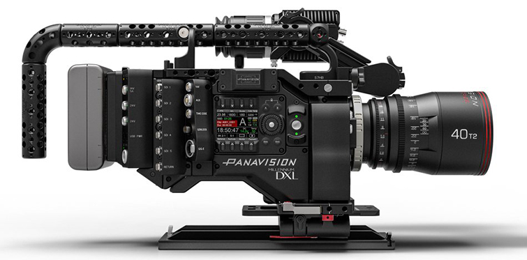 Cine Gear 2017: New Cameras, Lenses, and Accessories — Panavision DXL Artiste