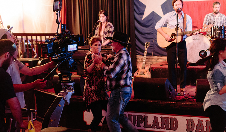 Filmmaking Tips: How To Record Live Music in Your Films — Old Coupland Dancehall