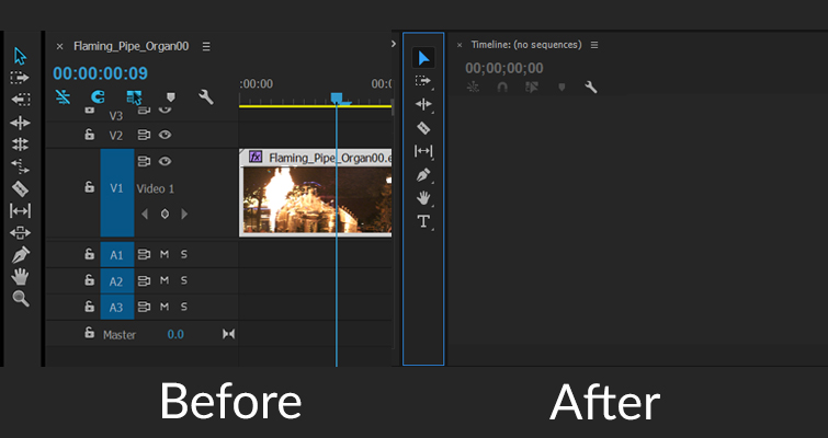 What Happened to the Trim Tools in Premiere Pro? — Minimalistic Work Area