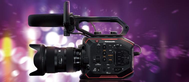 Cine Gear 2017: New Cameras, Lenses, and Accessories — Panasonic AU EVA1