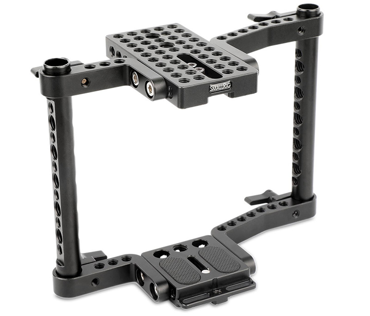 The Best Camera Cages to Maximize Your Rig — SMALLRIG