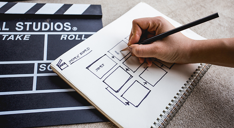 7 Easy Ways to Improve Your Cinematography — Storyboarding