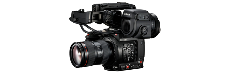 Cine Gear 2017: New Cameras, Lenses, and Accessories — Canon C200