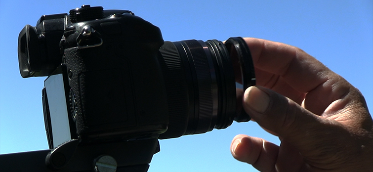 Master the Secrets of Time Lapse Video — Polarizing ND Filter