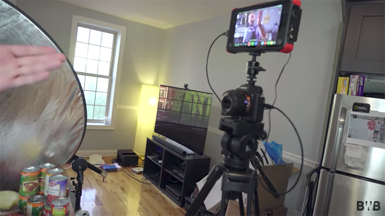Interview: Behind the Scenes with YouTube's Binging with Babish — Camera Gear