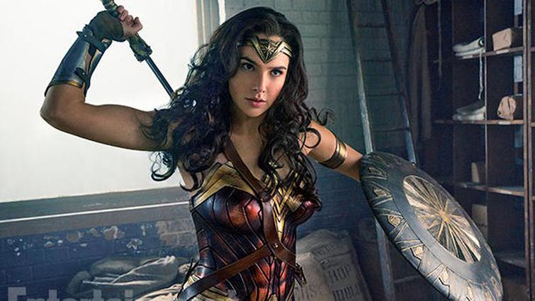 Wonder Women: Working Toward Equality in Film — Gal Gadot