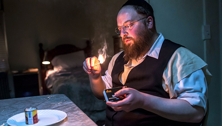 Interview: Behind A24's Menashe with the Director and DP — Production