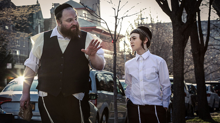 Interview: Behind A24's Menashe with the Director and DP — Foreign Film
