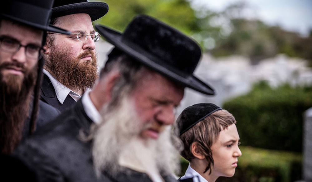 Interview: Behind A24's Menashe with the Director and DP — Non-Actors