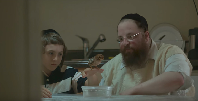 Interview: Behind A24's Menashe with the Director and DP - Creamy Look