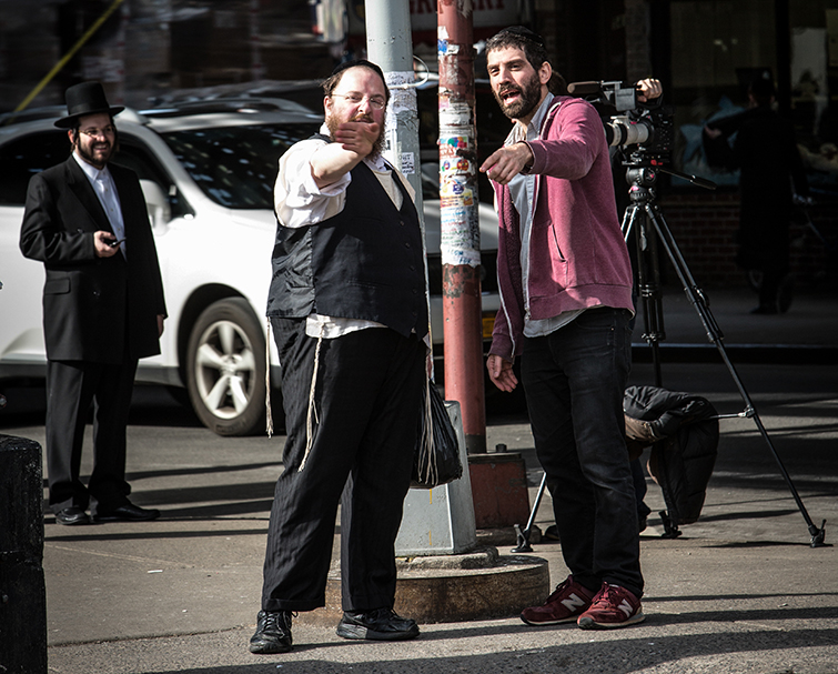 Interview: Behind A24's Menashe with the Director and DP — On Set