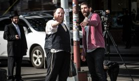 Interview: Behind A24's Menashe with the Director and DP