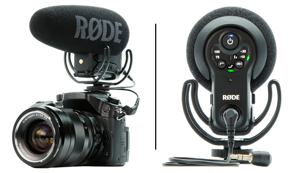 Rode Announces the VideoMic Pro Plus Shotgun Microphone