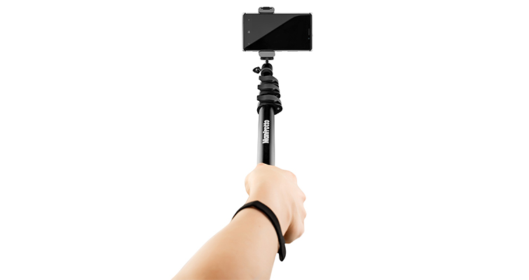 The Traveling Videographer's Guide to the Monopod — TwistGrip