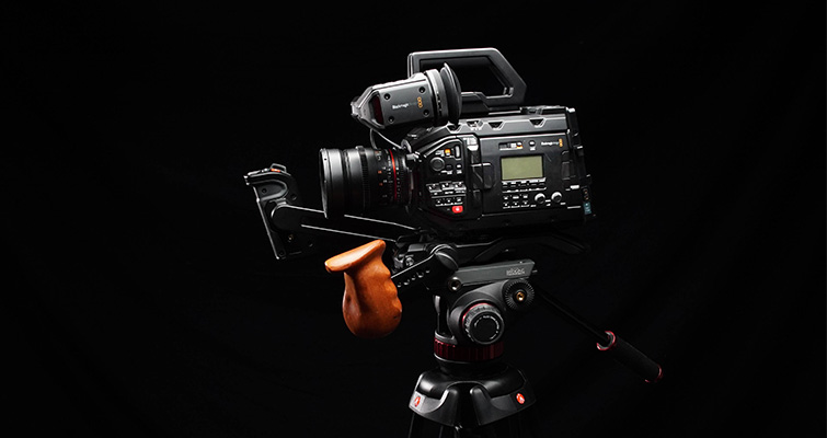 Hands-on Review: Blackmagic Ursa Mini Pro — Setting Example