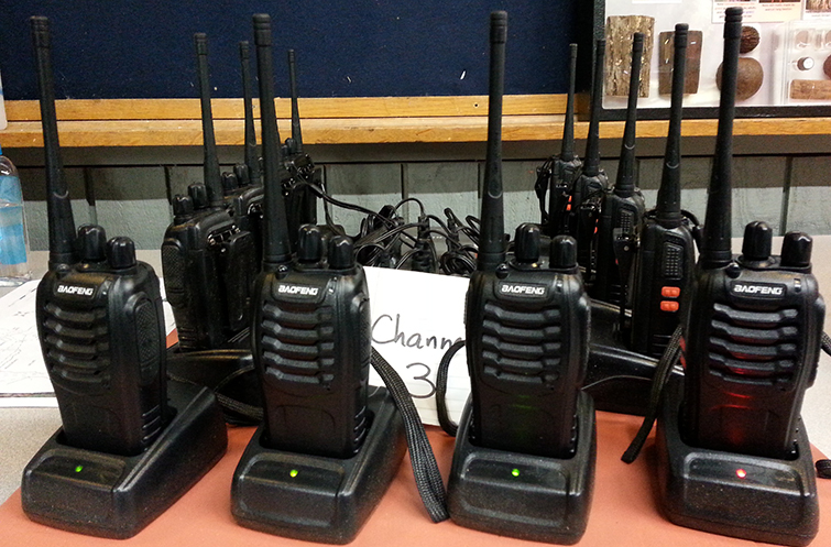 Production Tips for Filming Large Groups of People — Walkie Talkies