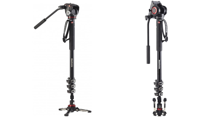The Traveling Videographer's Guide to the Monopod — Manfrotto Video