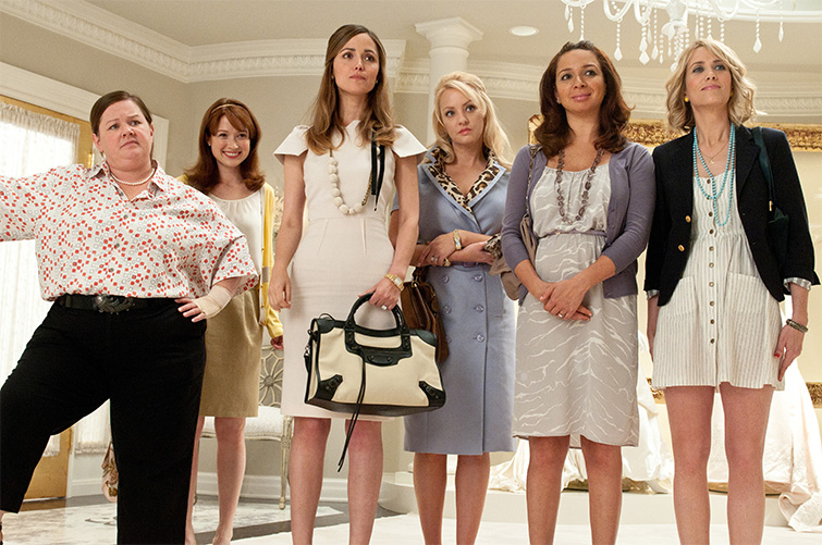 Flipping Genre Conventions to Make Something Unique — Bridesmaids