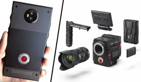 RED Cameras hit Apple and B&H Stores, and a First Look at HYDROGEN