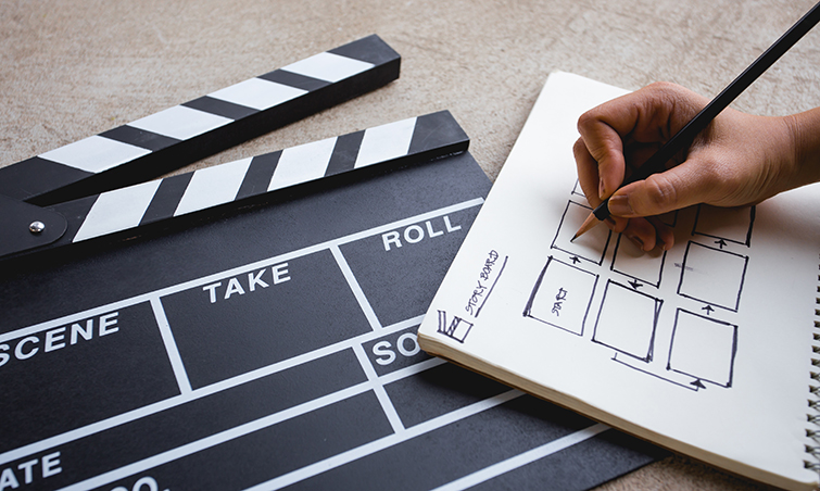 Finding a Producer: What You Need to Bring to the Table — Storyboards