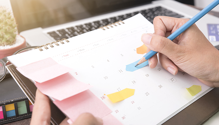 Finding a Producer: What You Need to Bring to the Table — Schedule