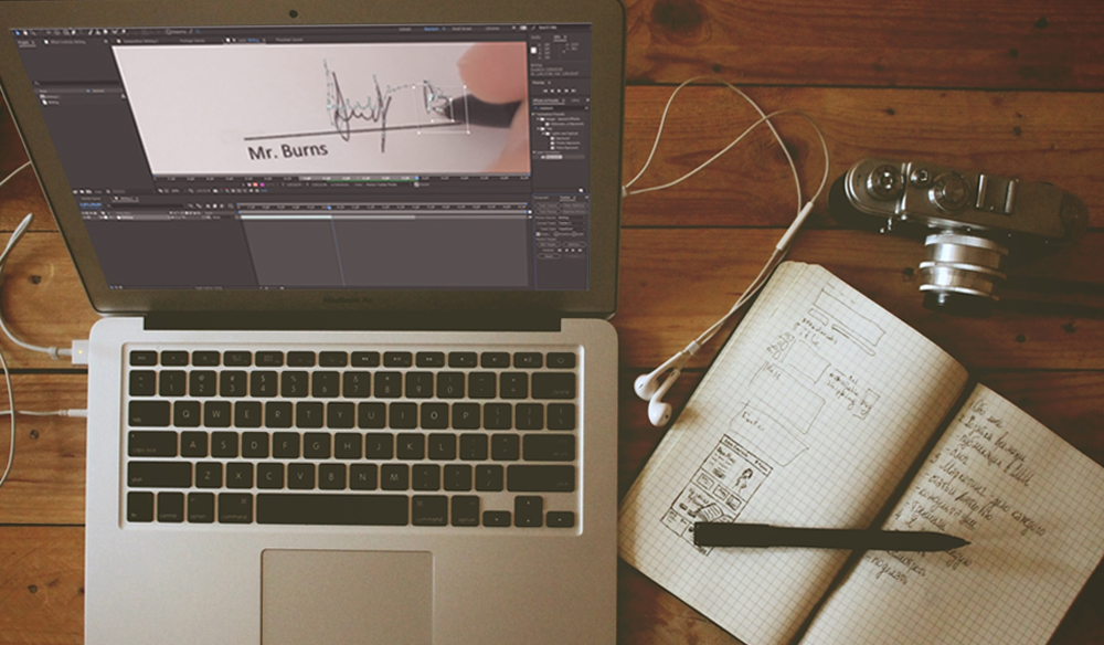 How to Create a Pen Camera in Adobe After Effects