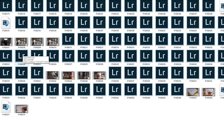 How to View the Panasonic GH5's RAW Files in Windows 10 — Media Folder