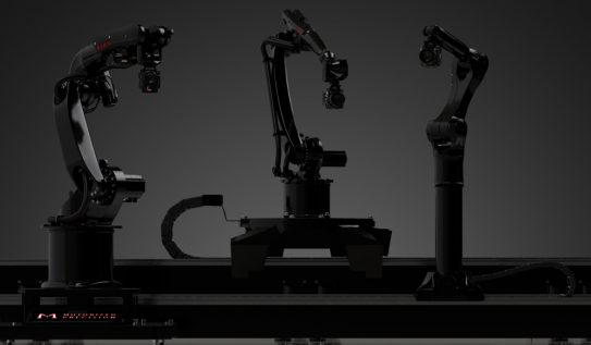 You Can Now Buy a Robotic Camera Arm That Plugs into an Outlet
