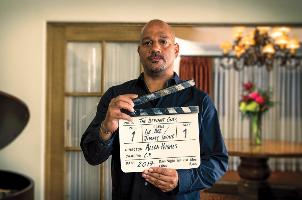 Interview: Director of Photography Behind HBO's The Defiant Ones — On Set