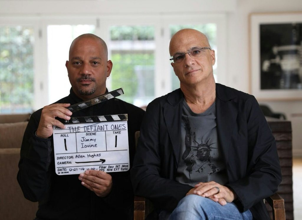 Interview: Director of Photography Behind HBO's The Defiant Ones - Allen Jimmy