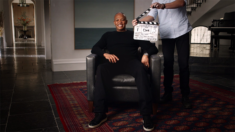 Interview: Director of Photography Behind HBO's The Defiant Ones - Dre