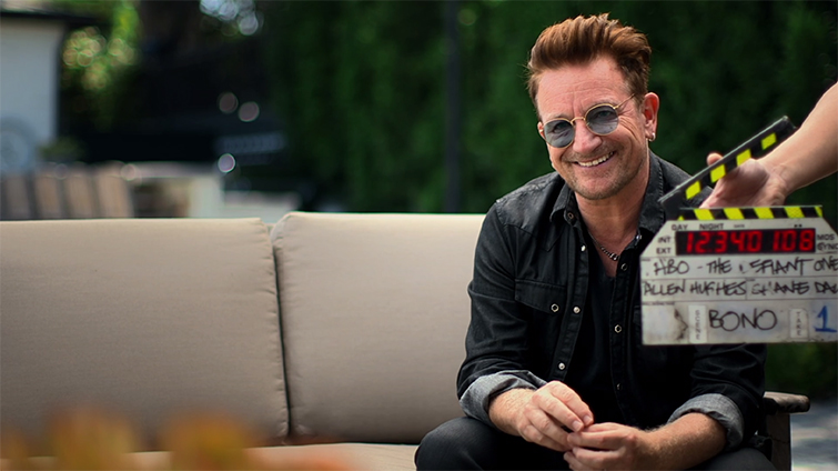 Interview: Director of Photography Behind HBO's The Defiant Ones - Bono