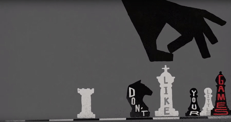 The Rise of the Lyric Video — and How to Make Your Own — Saul Bass Opening