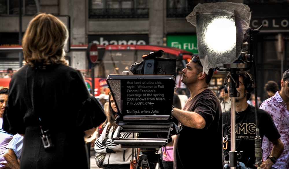 7 Tips for Working with Teleprompters on Video Shoots