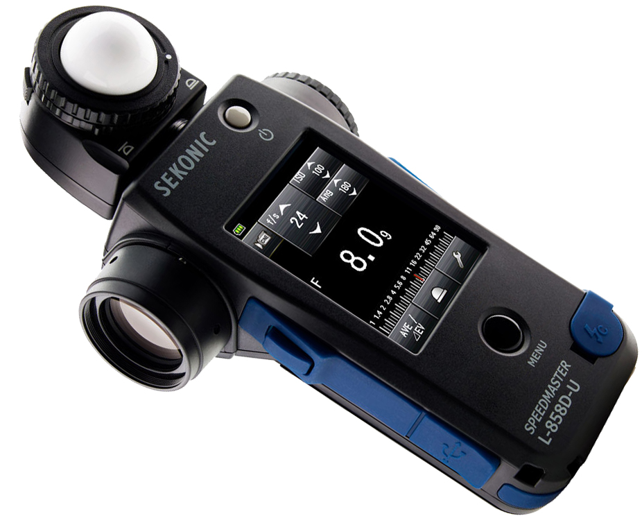 Cinematography Tips: Using Your iPhone As a Light and Color Meter — Sekonic
