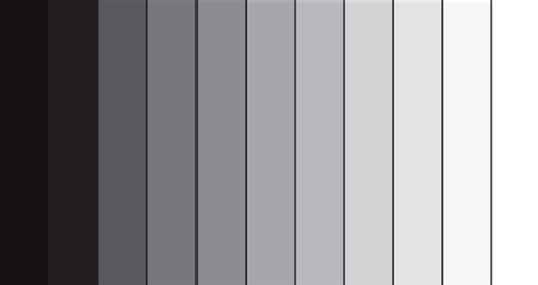 Understanding Tonal Values and the Importance of Contrast — Grayscale