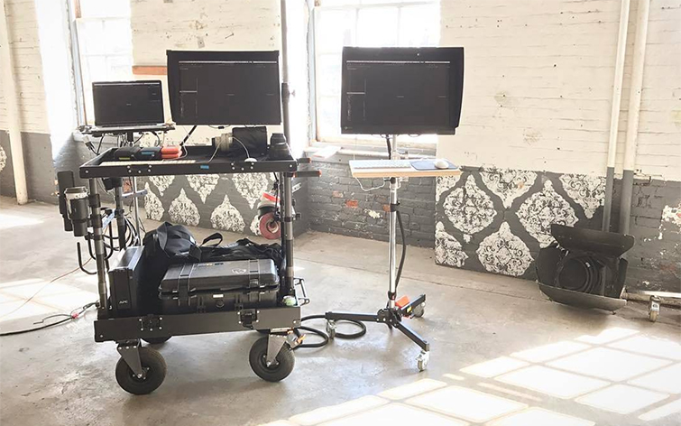 Build a Mobile Suite to Edit Your Projects on Location — Calibrated Monitor