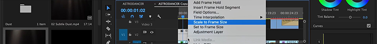 How To Layer Elements On Footage + 16 FREE Overlays — Scale Frame