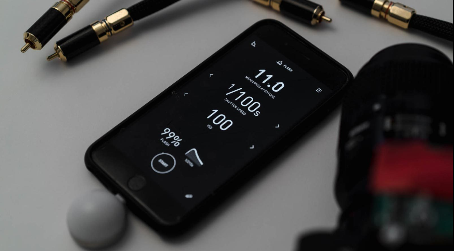 Cinematography Tips: Using Your iPhone as a Light and Color Meter — Lumu