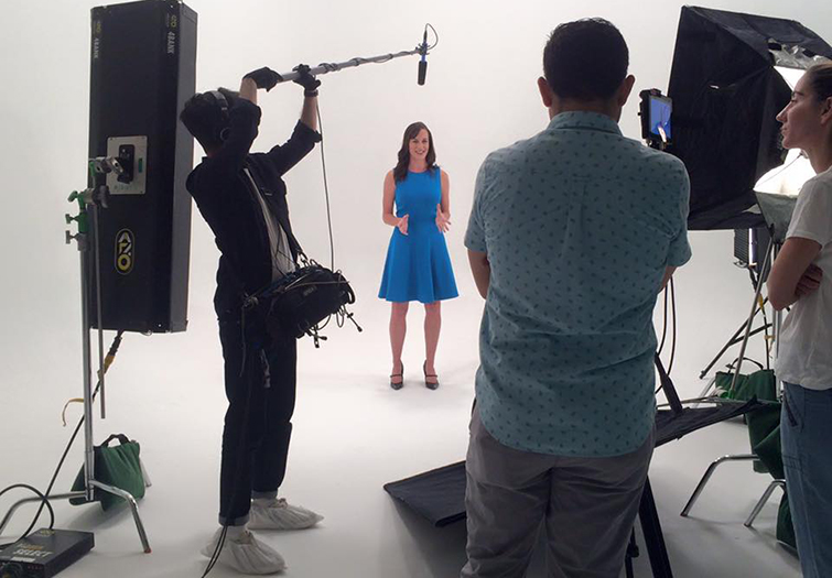 7 Tips for Working with Teleprompters on Video Shoots — Record and Monitor Audio