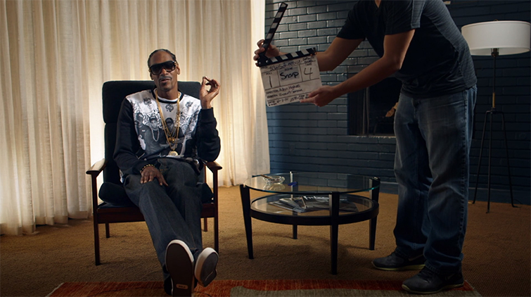 Interview: Director of Photography Behind HBO's The Defiant Ones - Snoop
